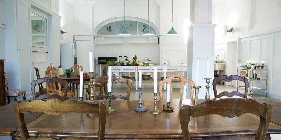 Botanischer Salon – Ein kulinarischer Hideaway