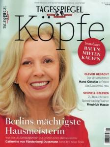 Slow Living Conference im Wirtschaftsmagazin Tagesspiegel Köpfe