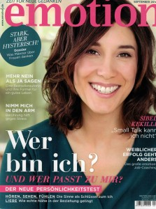 Slow Living Conference in der emotion