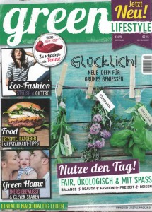 green LIFESTYLE - Cover