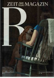 Zeit Magazin Cover